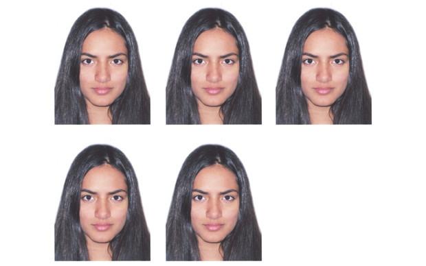 Эксперимент The Village: Как фотографируют на паспорт. Изображение № 21.