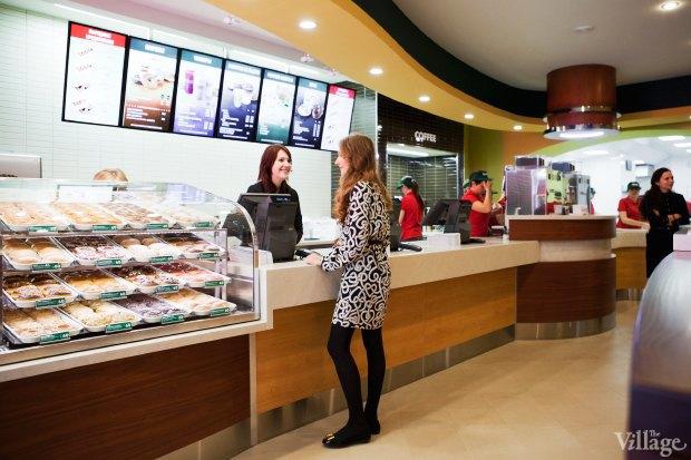 Пончиковая Krispy Kreme. Изображение № 3.