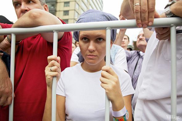 Фоторепортаж: «Марш миллионов». Изображение № 35.