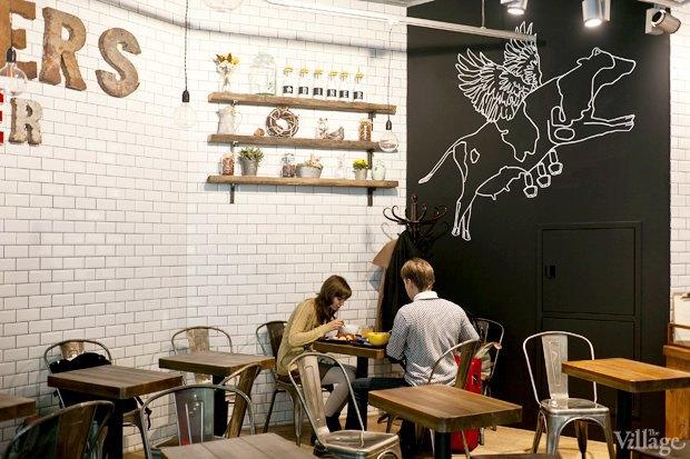 Кафе Farmer'sDiner. Изображение № 7.