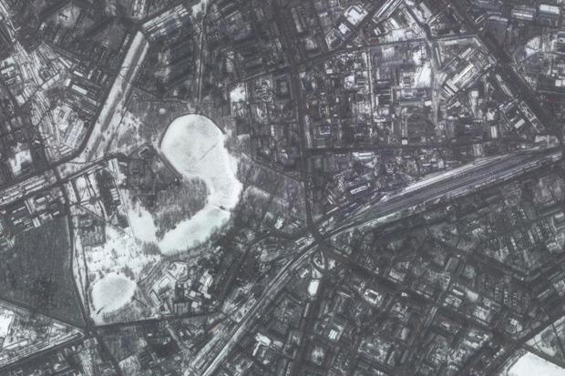 Цитата дня: Google про обновлённую карту Москвы. Изображение № 3.