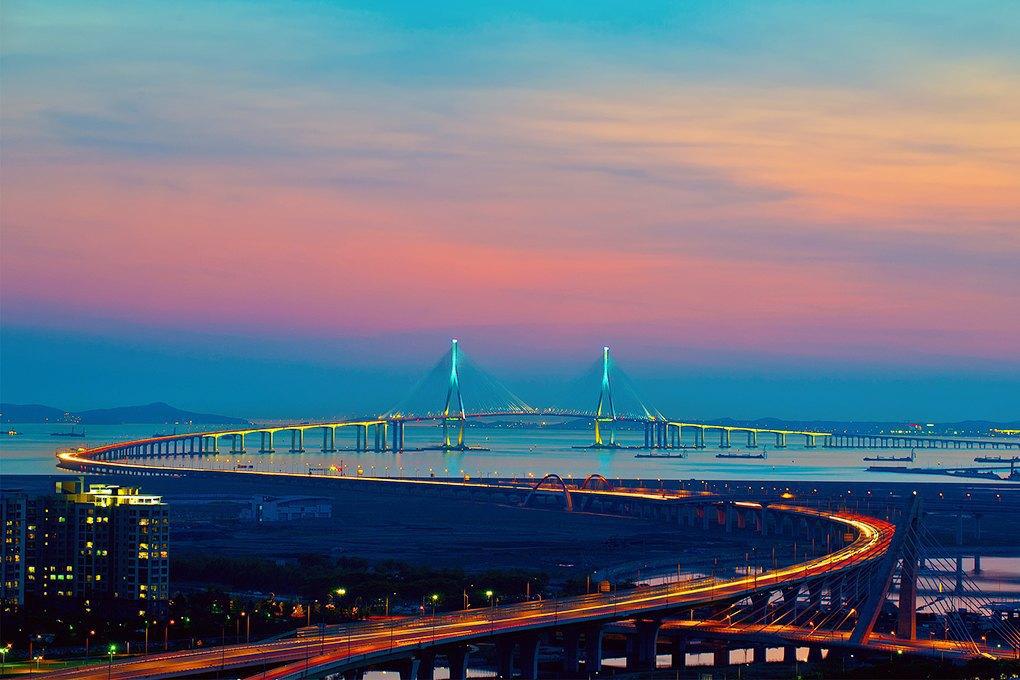 Hopes Tech: 10 самых впечатляющих строек XXI века. Изображение № 26.