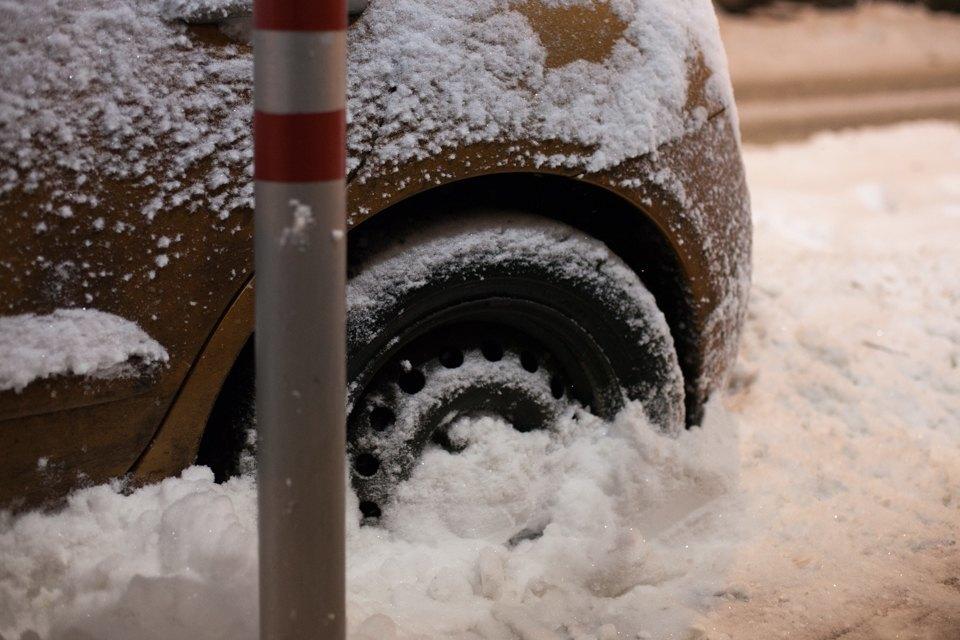 Как Москва справляется снеожиданным декабрьским снегом. Изображение № 15.