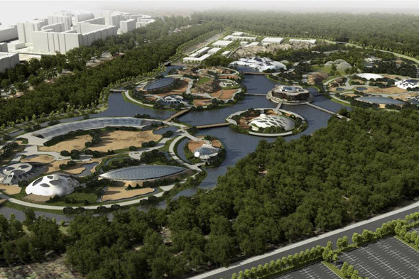 Юнтоловский зоопарк начнут строить в 2013 году. Изображение № 4.