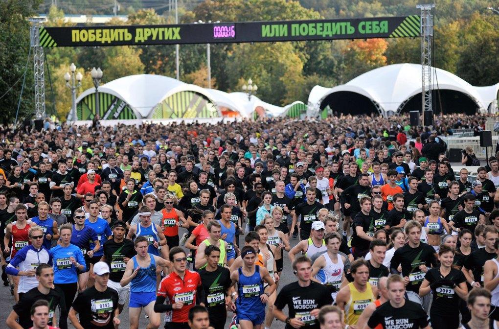 We Run Moscow 2012. Изображение № 21.