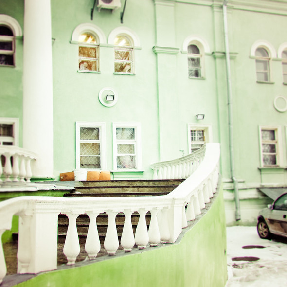 В зоне риска: Зелёный театр на ВВЦ. Изображение № 19.