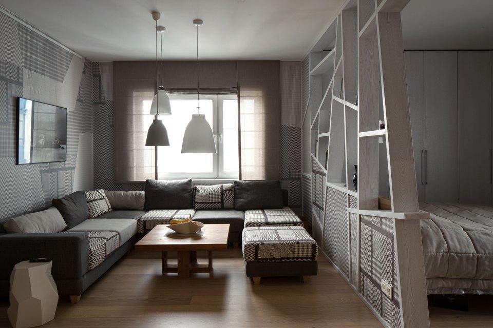 Современная квартира для молодого человека в Петербурге. Изображение № 2.