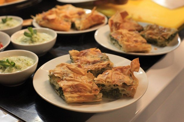 НаСтремянной открылось кафе Beirut свосточной кухней. Изображение № 7.