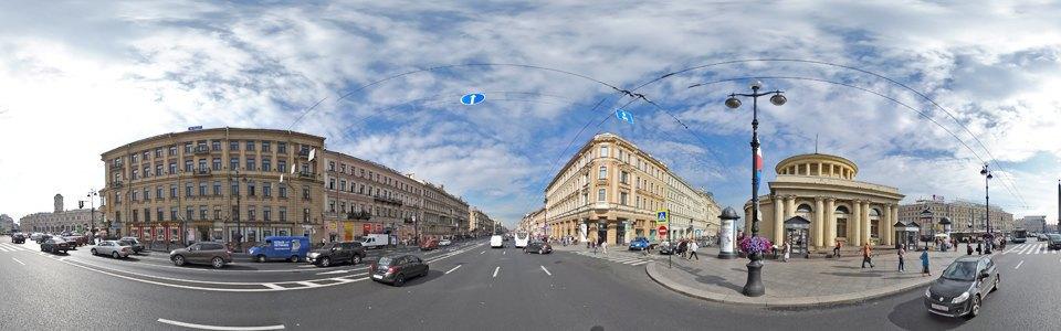 Строительство универмага «Стокманн» на Невском проспекте, 116 2013 год. Изображение № 4.