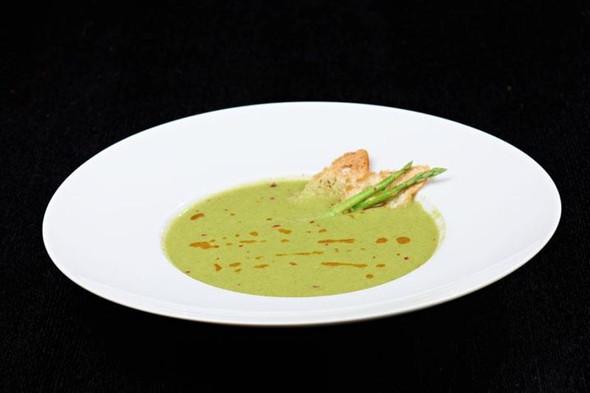 Суп-крем из спаржи в Noodles.. Изображение № 26.