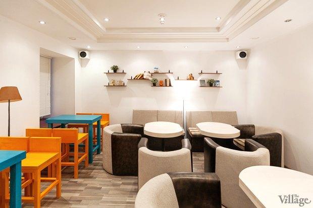 Новое место: Кофейня «Лавка Глазурь» . Изображение № 6.