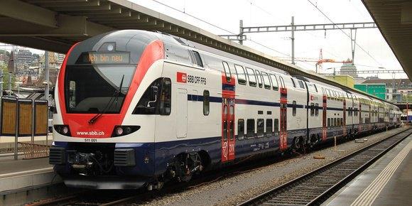 Швейцарские поезда KISS. Изображение № 1.