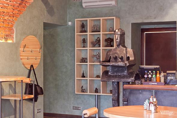 Новое место (Петербург): Ресторан «Пельмения». Изображение № 6.
