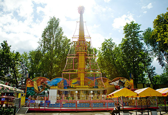 Карусель-карусель: 6 московских парков аттракционов. Изображение № 17.