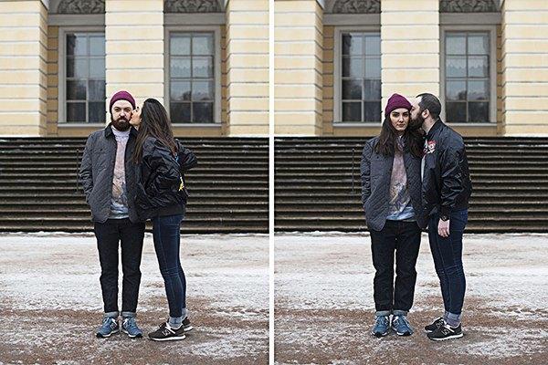 В Петербурге сняли аналог фотопроекта Switcharoo. Изображение № 5.