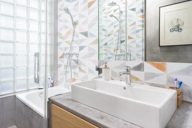 Кто переносил ванную комнату Мойка кухонная Omoikiri Tadzava 39-U AB латунь