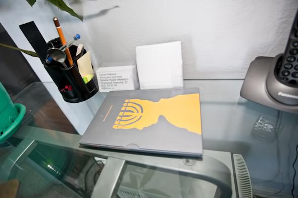 Офис недели: дизайн–студия Nimax (Петербург). Изображение № 3.