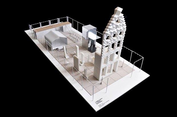 Дом печати: Как в Голландии строят здание с помощью 3D-принтера. Изображение № 3.