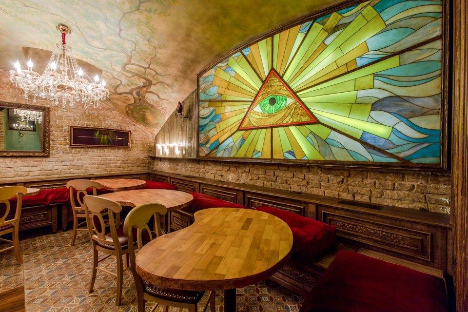 Ресторан ибар Mitzva bar. Изображение № 2.