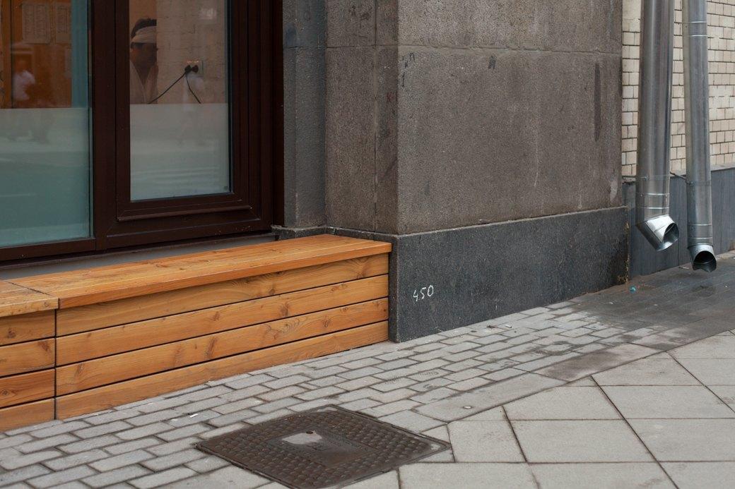 Берегись пешехода:  Большая Ордынка, Мясницкая иПатриаршие пруды после реконструкции. Изображение № 7.