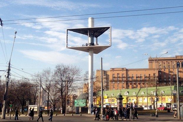 Со щитом иль на щите: Как делят рынок наружной рекламы вМоскве. Изображение № 1.