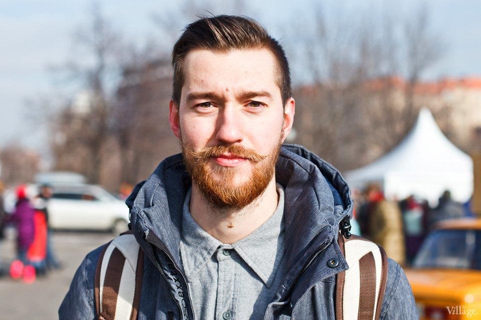 Люди в городе: Участники фестиваля усов. Изображение № 8.