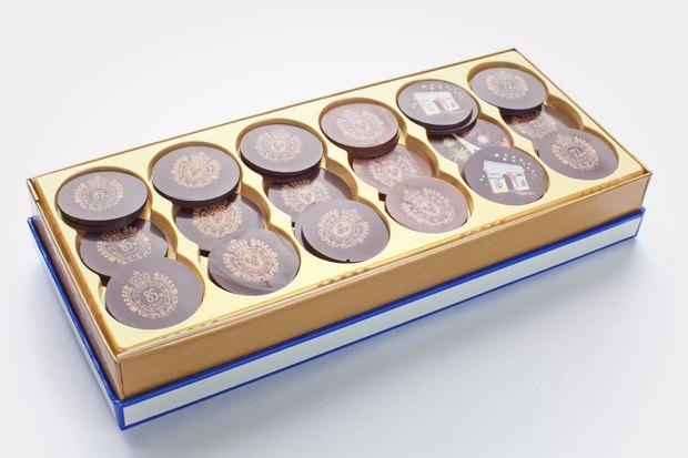 На 1-й Тверской-Ямской открылся шоколадный бутик Debauve & Gallais. Изображение № 7.