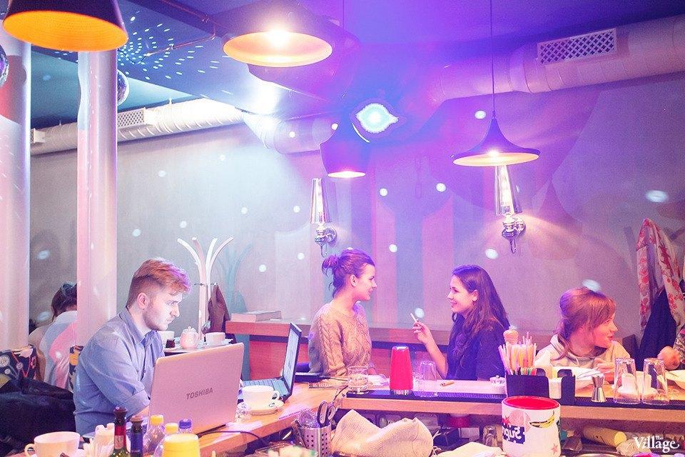 От заката до рассвета: 24 места, где можно поесть ночью в Петербурге. Изображение № 18.