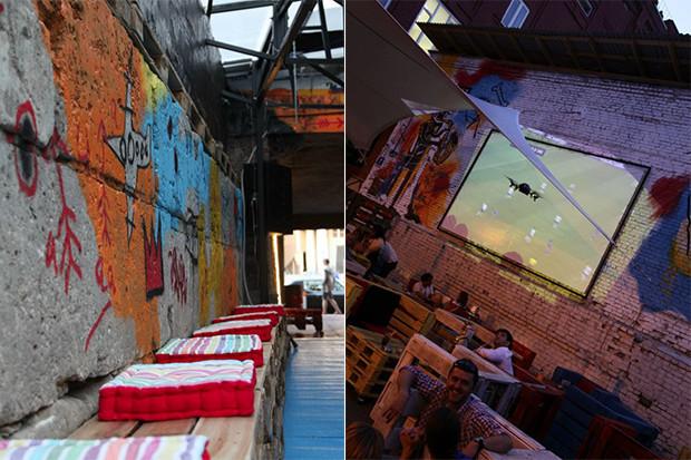 На «Красном Октябре» открылось летнее кафе Thor. Изображение № 6.