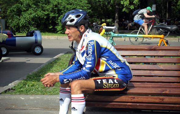 Велопарад Let's bike it!: Чего не хватает велосипедистам в городе. Изображение № 4.