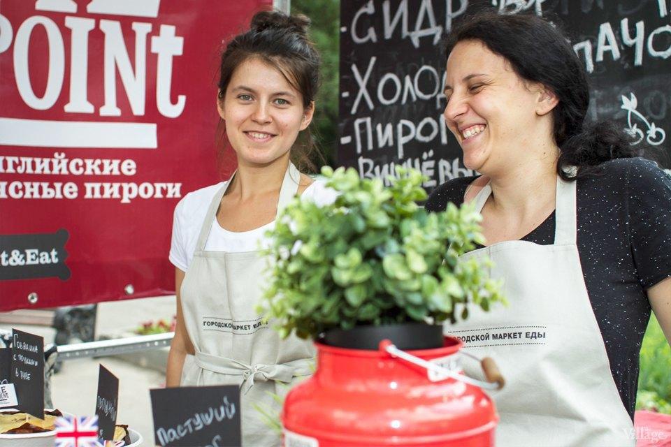 Люди в городе: Гости второго городского маркета еды. Изображение № 3.