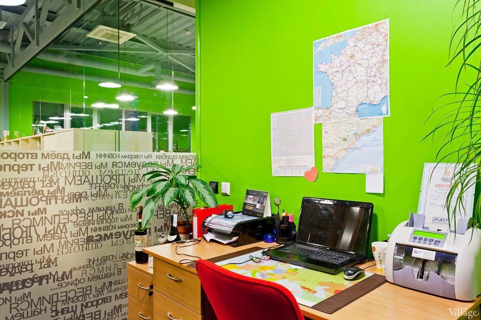 Офис недели (Киев): Wine Bureau. Изображение № 18.