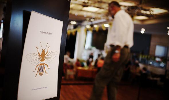 Как у них: «Городские пчёлы» в Лондоне. Изображение № 28.