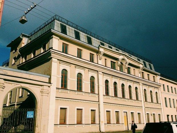НаНабережной канала Грибоедова открывается лофт HyperSpace. Изображение № 1.