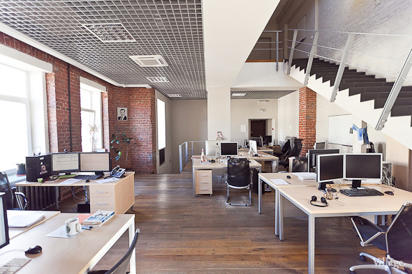Офис недели (Петербург): Tbricks. Изображение № 18.