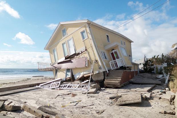 Иностранный опыт: Как Нью-Йорксправляется сураганом. Изображение № 26.