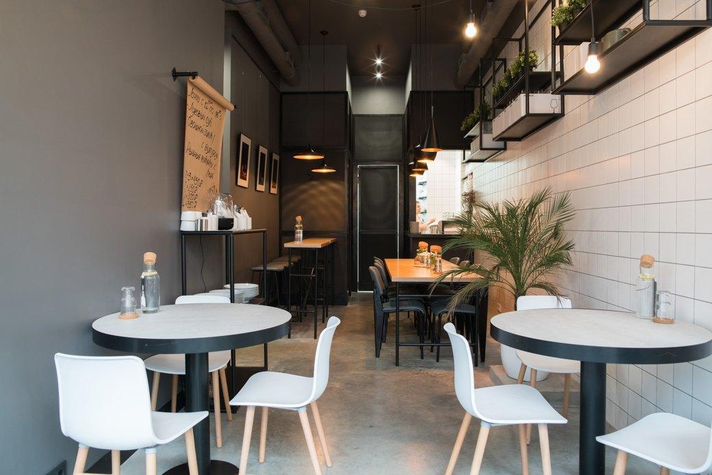 Кафе Table наЛесной улице. Изображение № 3.