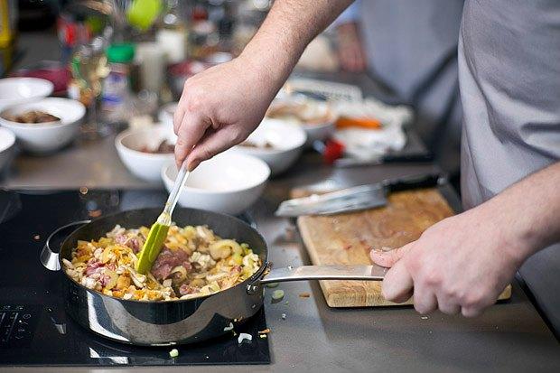 Шеф дома: Грузин и итальянец готовят по рецептам бабушек. Изображение № 107.