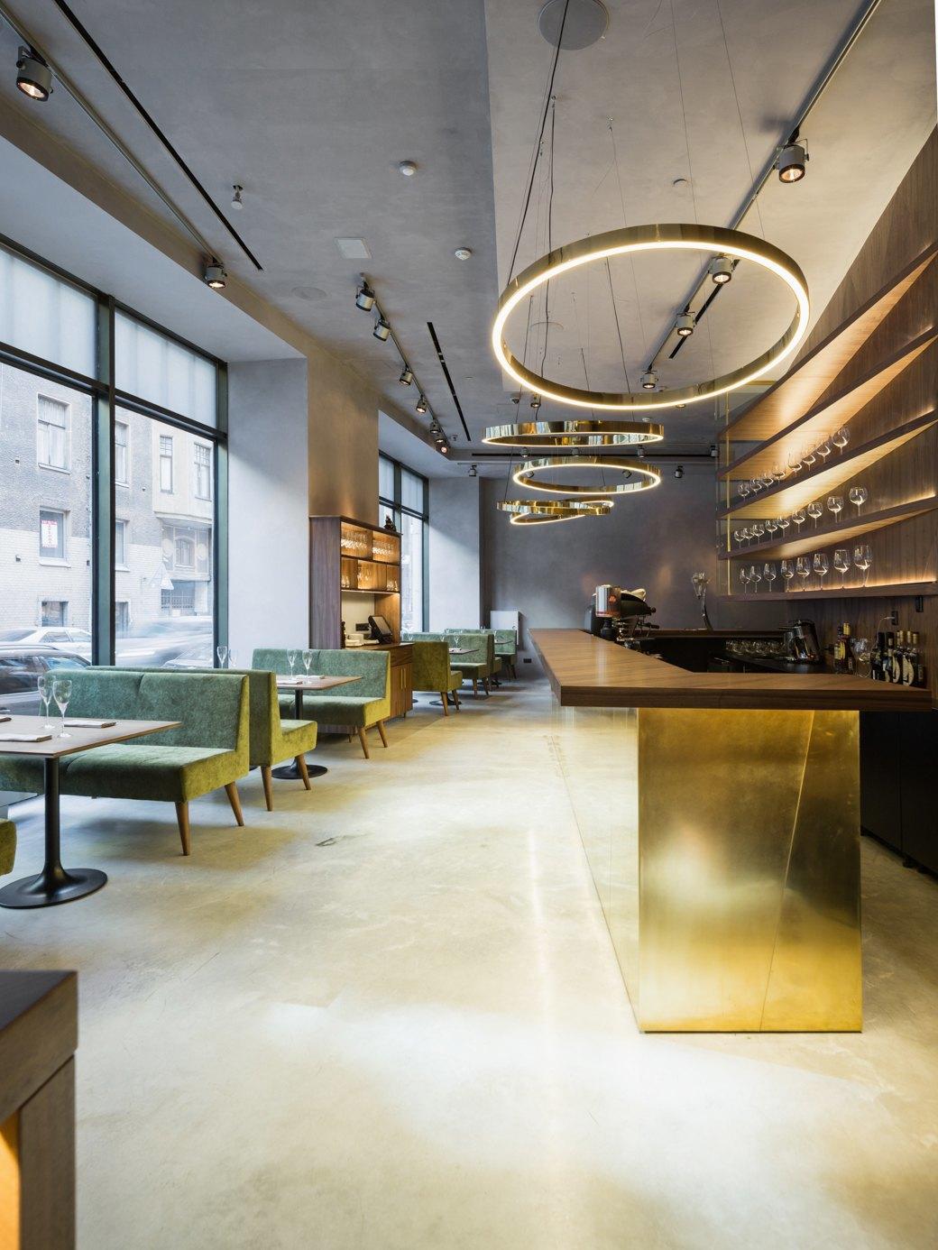 Ресторан Una вДЛТ. Изображение № 6.
