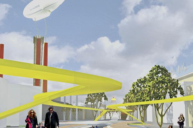 10 проектов квартала около Витебского вокзала . Изображение № 22.