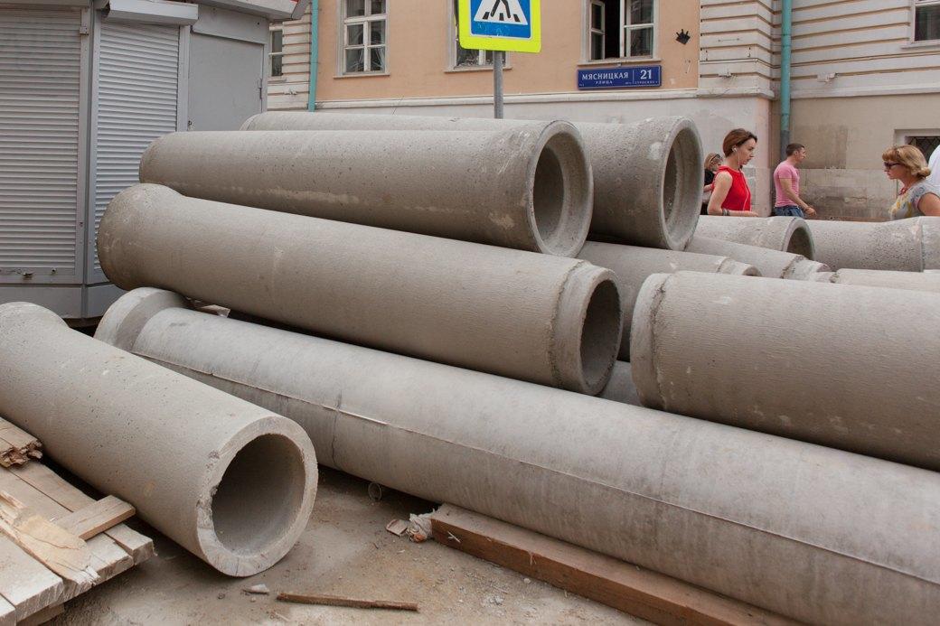 Её раскопали: Пешеходные улицы Москвы за месяц до открытия. Изображение № 10.