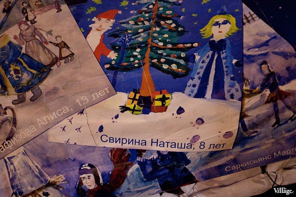 Фоторепортаж: Как устанавливали главную петербургскую ёлку. Изображение № 4.