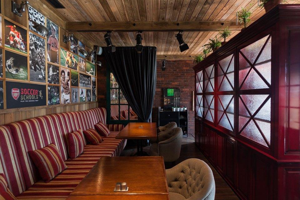 Футбольный бар-ресторан Soccer Place на Добролюбова. Изображение № 3.