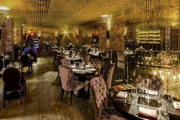 Интерьер ресторана Manon в Нью-Йорке. Изображение № 41.