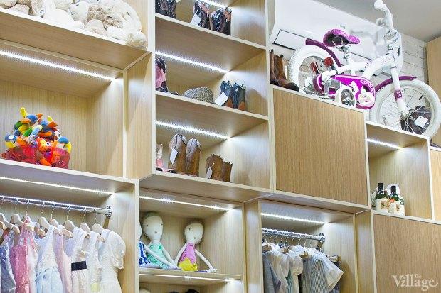 Новое место: Детский магазин Five Kids. Изображение № 10.