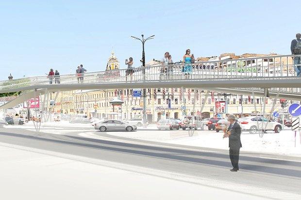 Реконструкция бульваров: Проект Wowhaus. Изображение № 12.
