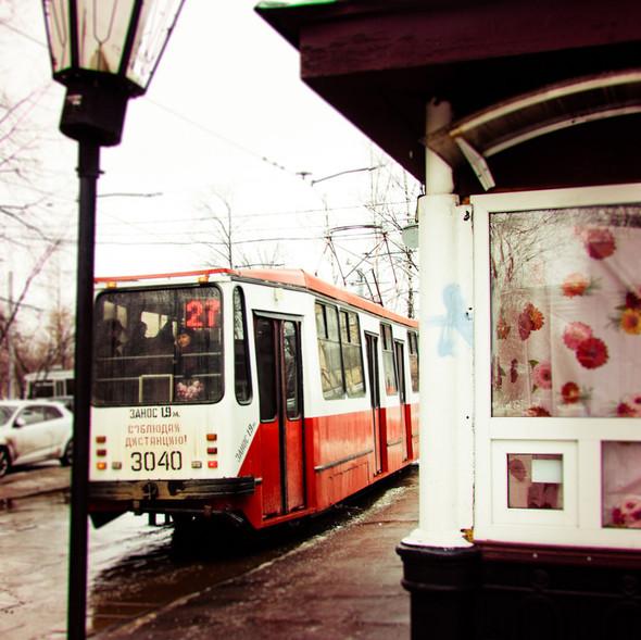 В зоне риска: Трамвайная остановка «Красностуденческий проезд». Изображение № 12.