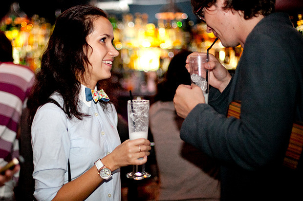 На ход ноги: Алкогольные маршруты Moscow Bar Tour. Изображение № 15.