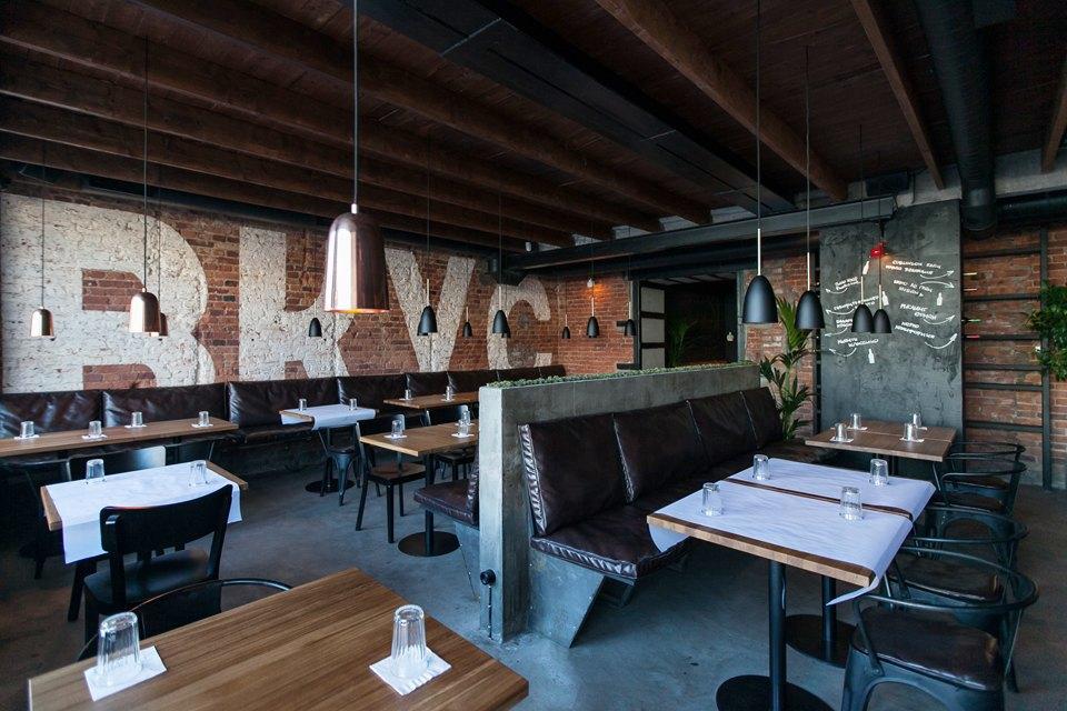 Ресторан «Вкус есть» нанабережной Фонтанки. Изображение № 6.