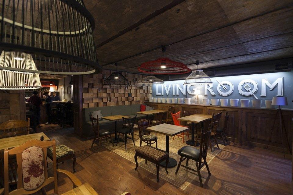 Кафе-бар The Living Room на Большой Зеленина. Изображение № 8.